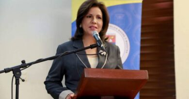 Margarita Cedeño afirma Luis Abinader solamente hizo muchas promesas