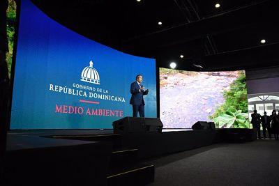 Medio Ambiente destaca impacto al desarrollo sostenible y recuperación ambiental del país en primer año de gestión