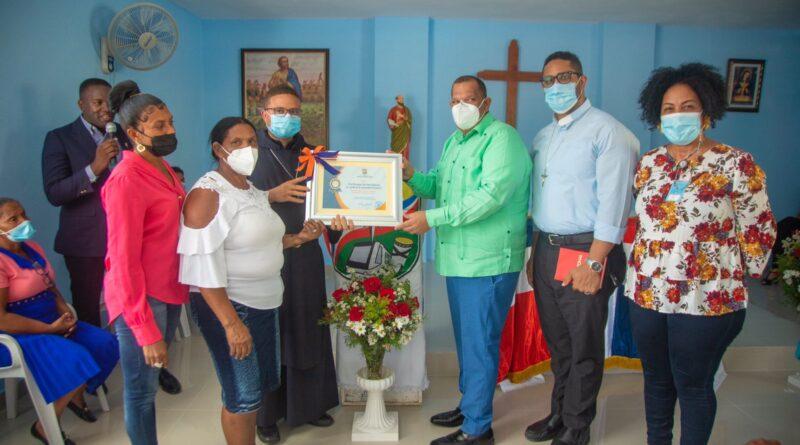 ASDN inaugura Capilla y funeraria en San Felipe Obras beneficiarán a más de 133,000 habitantes