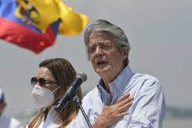 El presidente Lasso enfrenta protestas en Ecuador