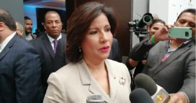 Margarita Cedeño dice delincuencia arropa la RD y Gobierno no hace nada