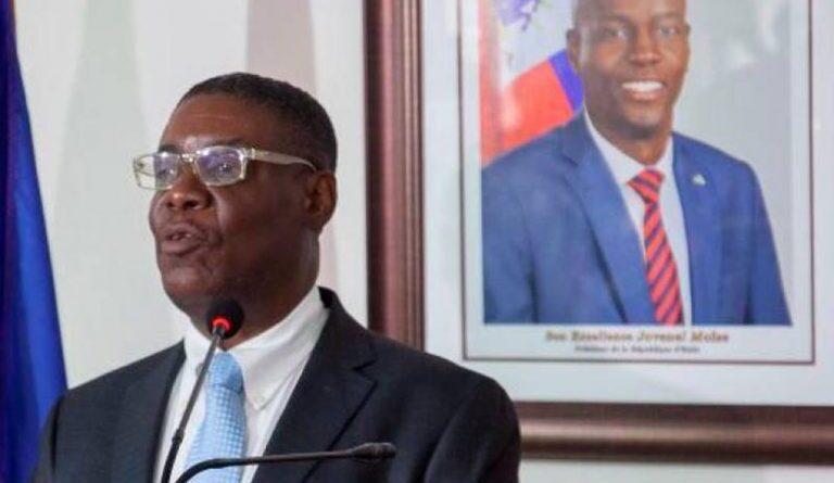 Ministro promete justicia por asesinato de Moise