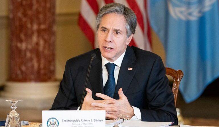 """EE. UU. dice que Ortega lleva a Nicaragua a una """"era oscura"""""""
