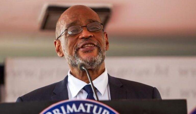 Primer ministro de Haití destituye al fiscal que le quiere investigar