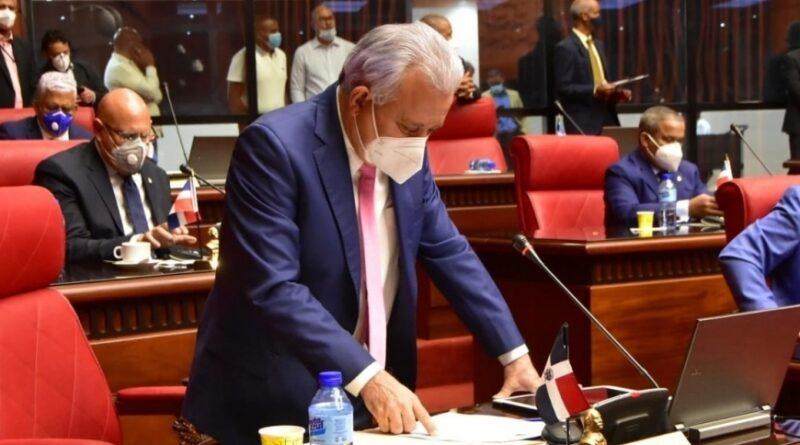 Senador Taveras dice su plan de gestión está enfocado en la gente