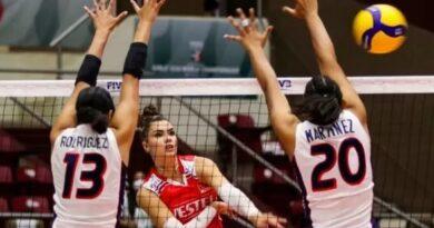 Turquía derrota a la RDen inicio del Mundial de Voleibol U-18