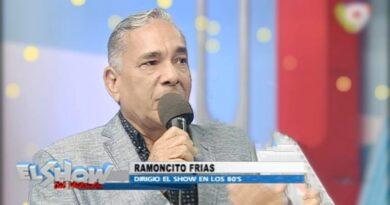 Fallece de un infarto este lunes el comunicador Ramoncito Frías