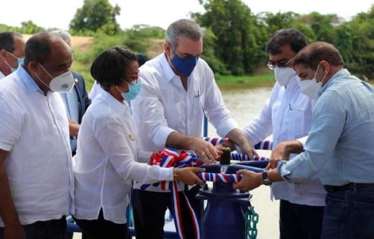 Inauguran planta potabilizadora en Dajabón