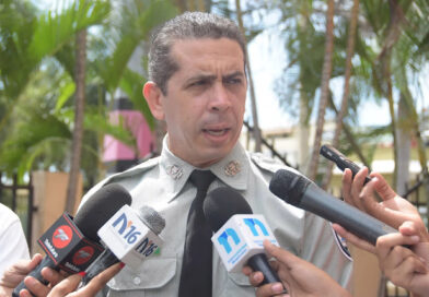 Otra vez: Designan a Diego Pesqueira como vocero de la Policía Nacional