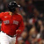 Schwarber pega grand slam, Devers dispara jonrón y Boston aplasta 12-3 a Los Astros