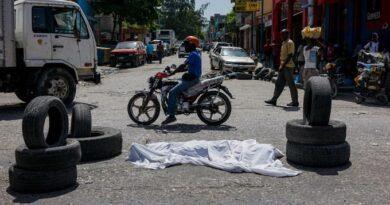 Trabajadores del transporte público en Haití declaran una huelga indefinida