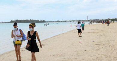 Alertan sobre alto contenido de materia fecal en playa Boca Chica