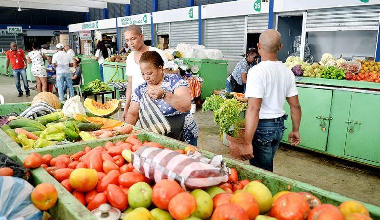 Índice de precios subió un 0.45 %, informó el BCRD