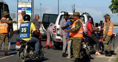 Cientos de soldados reforzarán operativos de la Policía Nacional